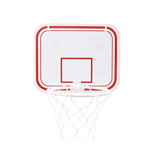 Toyvian Juego de Tiro de Baloncesto Mini Dedo Juego de Baloncesto Mesa de Escritorio Baloncesto Juguete Deportivo para ni/ños