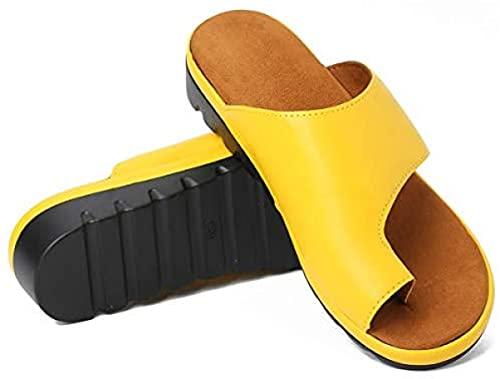 KIDsstz Mujeres Sandalias Correctoras Mujeres Cómodas Sandalias Corrector De Juanetes Ortopédico para Mujeres Zapatos Ortopédicos de Corrección de pie de Dedo Gordo Corrector de Juanetes Ortopédico