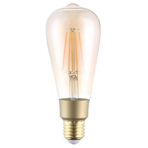 Ampoule Filament Wifi 6W ST64 Culot E27 Ambrée