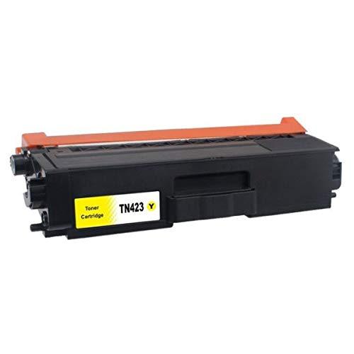 MediaHolland® compatible toner TN-423 / TN-421 Geel