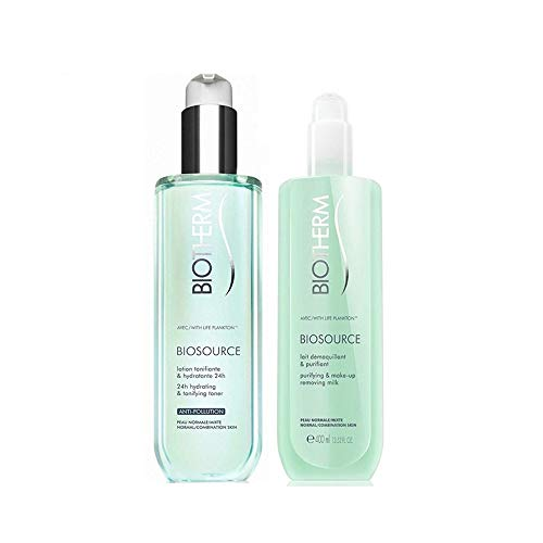 Biotherm Biotherm Biosource 24h Hydrating Toner Normal Skin 400 ml Make Up removing Milk 400 ml