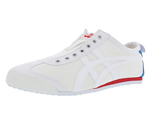 promotion spéciale offre 100% authentique Onitsuka Tiger Asics Mexico 66 Slip-On White