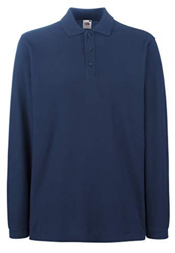 Fruit of the Loom 63-310-0 - Premium Long Sleeve Polo