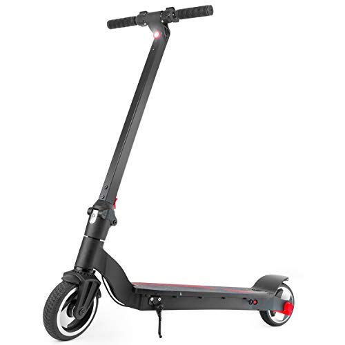ROCKETX 6.5' Wheel Folding Electric Kick Scooter, Up to 13 Mile Distance Range