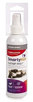 Smarty Catnip Mist Catnip-Infused Spray 7 oz. (Pack of 3)