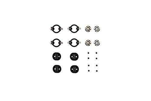 DJI CP.BX.000184 Inspire 2-1550T Schnellverschlusspropeller Montageplatten (SP10) schwarz