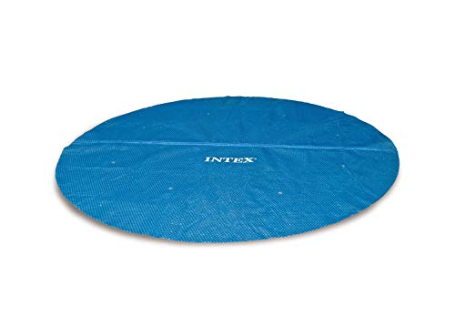 Intex Solar Cover Pool - Solarabdeckplane - Ø 488 cm - Für Easy Set und Frame Pool
