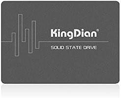 Kingdian 240 Gb Velocidad de Lectura/Escritura. 560/422Mb/S Sata3 Interna Unidad de Estado Sólido Para El Ordenador...