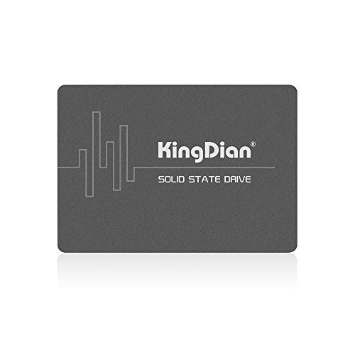 "KingDian SSD 2TB 3D NAND Performance Boost 2.5 Pollici SATA III 7mm (0.28"") SSD interno"