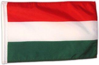 Fahne Flagge Ungarn 30 x 45 cm
