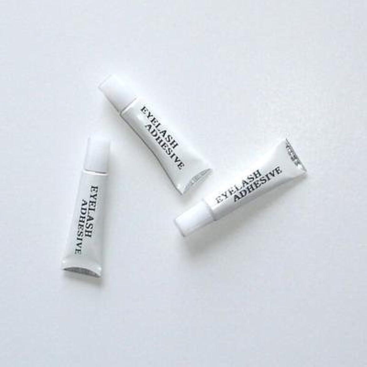 バッテリー芽フィットアイラッシュグルー1g3本組(つけまつげ用のり)