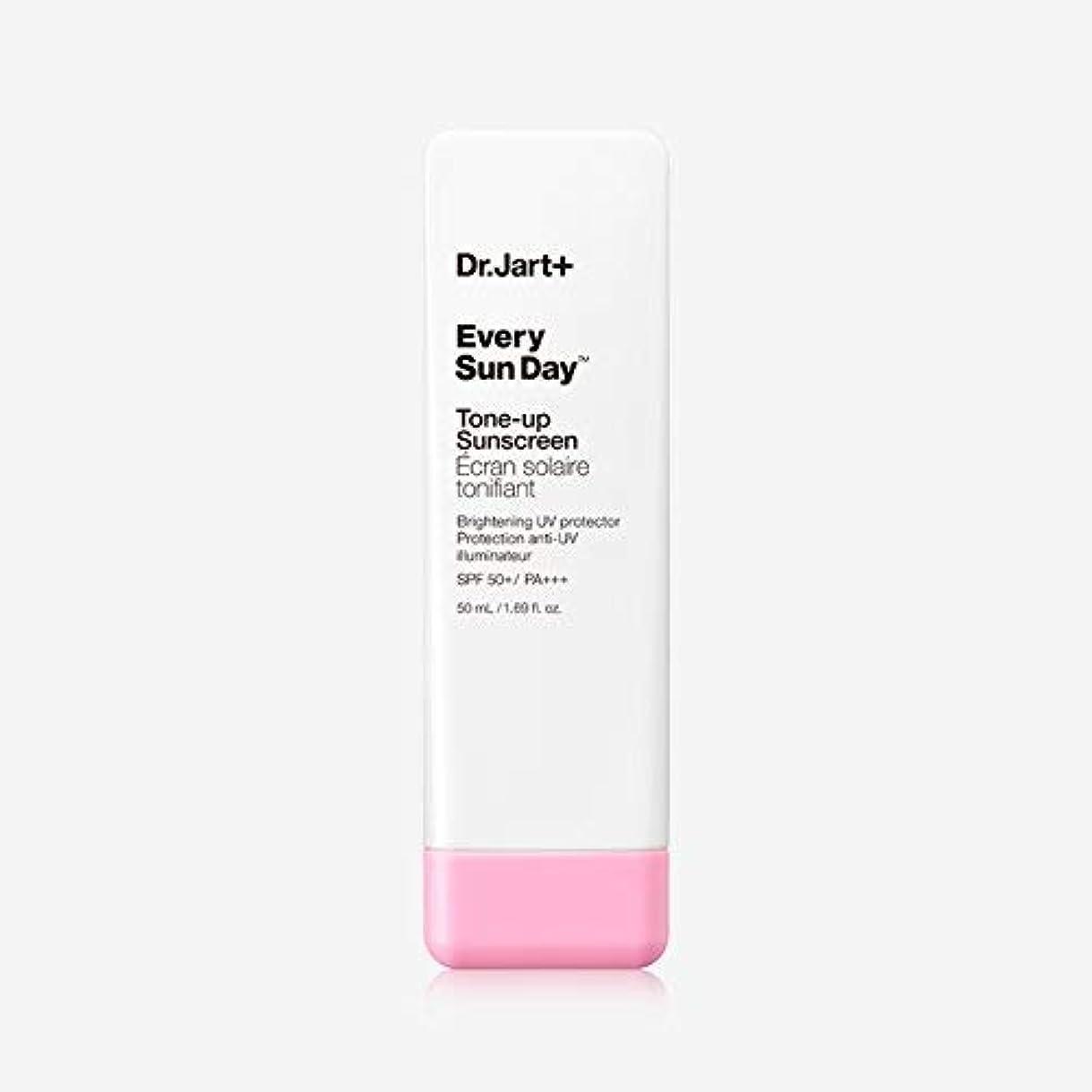 沈黙フロンティア同様のDr.Jart+ Every Sun Day Tone-up Sunscreen SPF50+ PA+++ 50ml / ドクタージャルトゥエヴリサンデートーンアップサンスクリーンSPF50+PA+++50ml [並行輸入品]