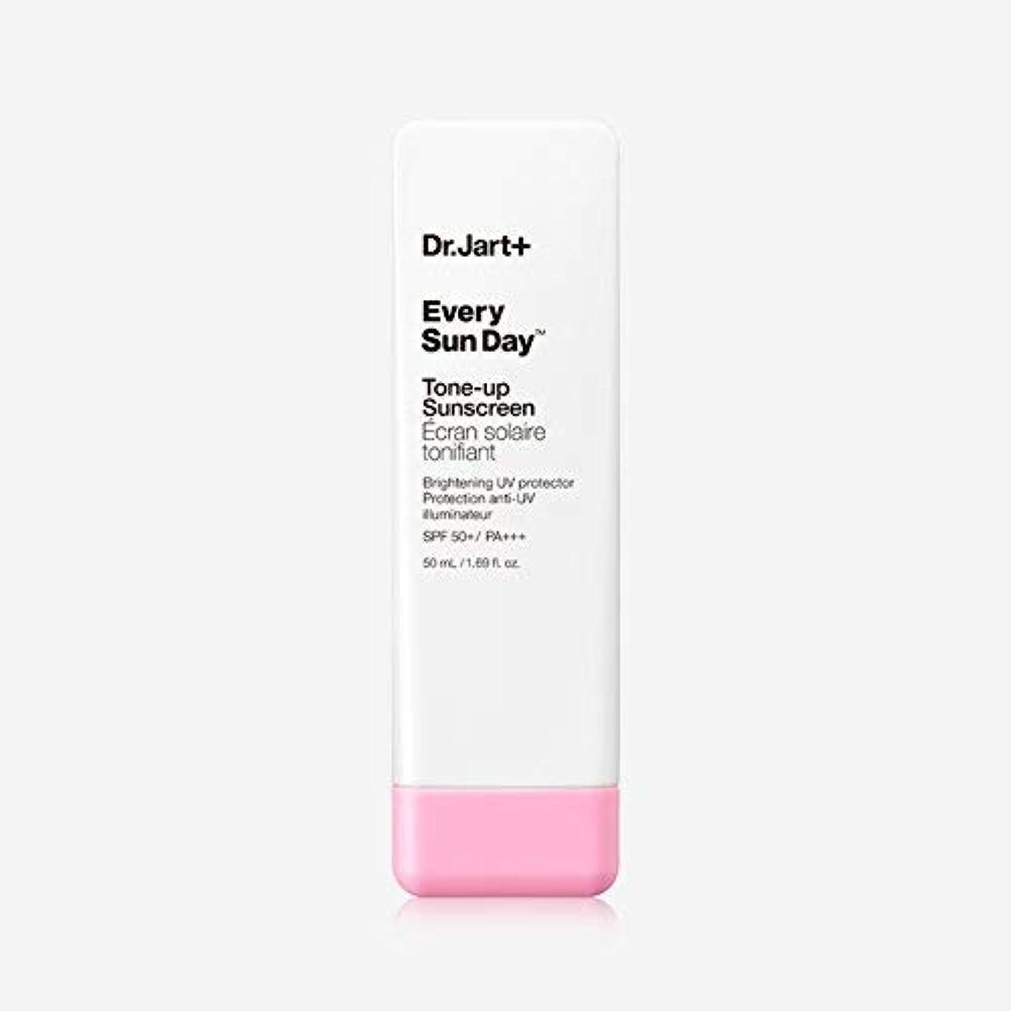 酸っぱい義務づけるこするDr.Jart+ Every Sun Day Tone-up Sunscreen SPF50+ PA+++ 50ml / ドクタージャルトゥエヴリサンデートーンアップサンスクリーンSPF50+PA+++50ml [並行輸入品]