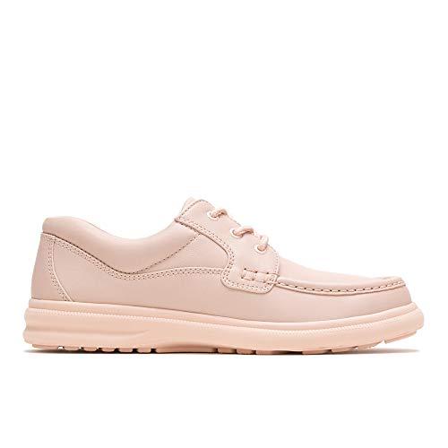 Hush Puppies Men's, Gus Power Walker Sneaker Shrimp 12 M Pink