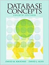 Database Concepts 4th (forth) edition Text Only
