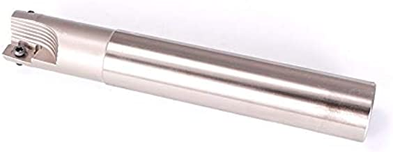 SSB-WUJIN, 1 stuk BAP300RC10-10-100-1T freesgereedschap, Shank, hardmetalen frees, fijne molen shank, twee inzetstukken, r...