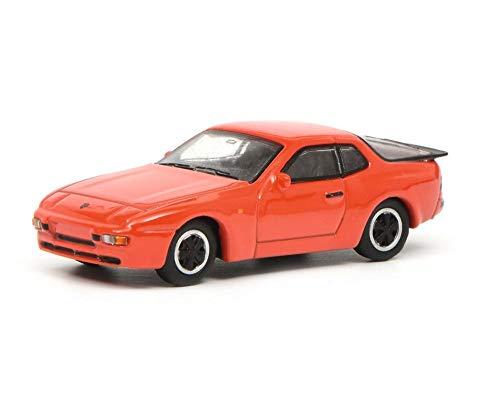 Schuco 452629500 Porsche 944 rot 1:87 452629500-Porsche