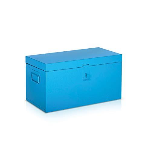 TECNOTELAI 0515 Metalltruhe blau