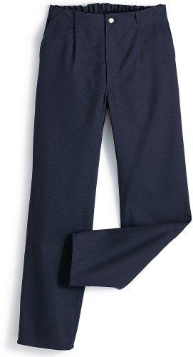 BP 1473-060-10-53 Arbeitshosen, mit elastischem Rückenteil, 300,00 g/m² Reine Baumwolle, dunkelblau ,53