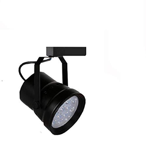 Techo Con Focos Lámpara De Techo Foco De Techo Foco De Luz Led Para Riel Foco Largo Para Riel De Poste Cob Spotlight-6000K Es Blanco 30W