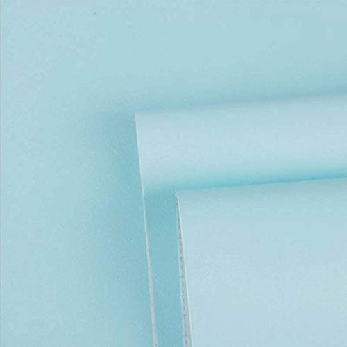 Teal Contact Paper Teal Wallpaper Peel and Stick Wallpaper Solid Color Wall Paper Covered Self Adhesive Wallpaper Removable Teal Shelf Liner Drawer Liner Vinyl Film 17.7'x78.7'