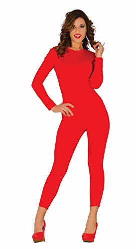 Guirca 84410 - Maillot Rojo Mujer One Size Fits All 38-44