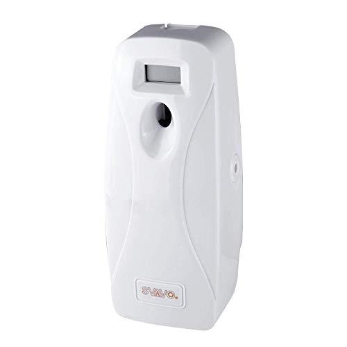 SVAVO Purificador de Aire montado en la Pared, dispensador de Perfume automático, Aerosol ambientador automático, atomizador de Perfume, Spray de Fragancia para el hogar