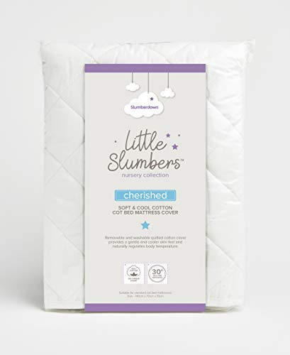 Slumberdown kinderbedje matras Moeiteloos Soft Touch Cover