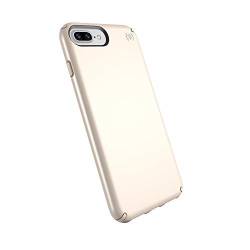Speck Productos Presidio Funda Metálico iPhone 8 Plus/7 Plus/6S Plus/6 Plus, Nude Gold Metallic/Nude Gold