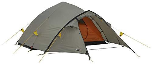 Wechsel Tents Kuppelzelt Charger AX - Travel Line - 2 Personen Zelt, Wasserdicht 5.000 mm WS, extra Stauraum