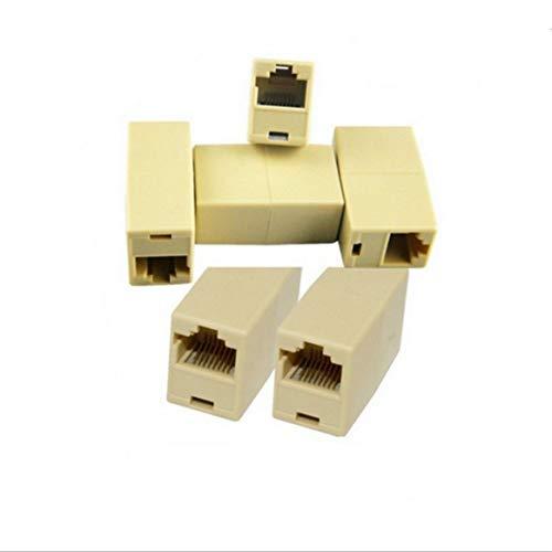 KKAAMYND Conector de Cable de Red Acoplador de unión de Cable LAN...