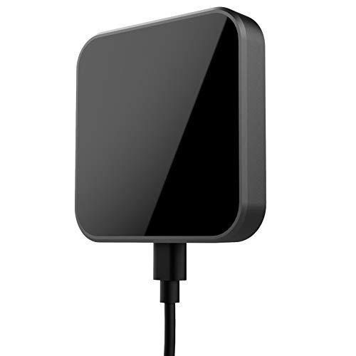 Kdely Caricatore Wireless Rapido Magnetico 15W Caricabatterie Senza Fili Veloce Qi-Certificato Magnetic Wireless Charger Alimentatore Compatibile con iPhone 12/12 PRO/ 12 PRO Max/ 12 Mini