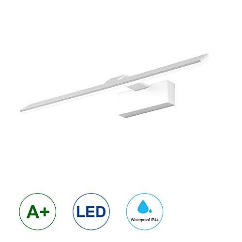 LEDMOMO L/ámpara de ba/ño LED Vanity Light 15 pulgadas L/ámpara de espejo cosm/ética Makeup LED L/ámpara de techo LED Warm White Light Bathroom Mirror Lighting