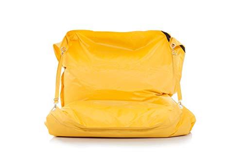 Smoothy Outdoor Sitzsack Supreme, Sonnengelb