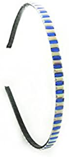 Linda Fashion Headband, No.08051, 12 Count