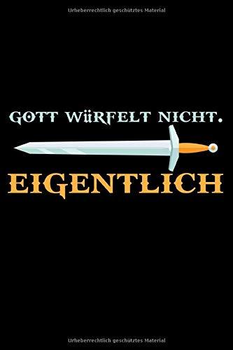 Pen and Paper - Gott Würfelt Nicht...