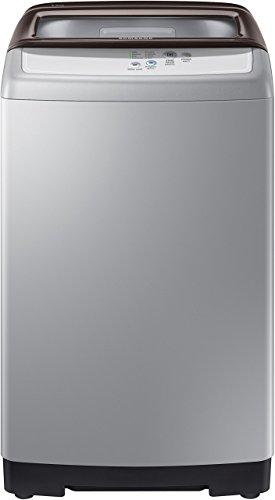 Samsung 6.2 kg Fully-Automatic Top Loading Washing Machine (WA62H4100HD, Brown/Silver)