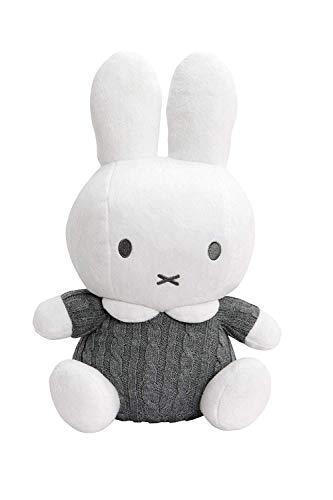 Miffy Grey Soft Toy Rassel 32cm