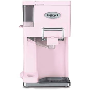 Cuisinart ICE-45PK Mix It In 1.5 Quart Soft Serve Ice Cream Maker (Pink)