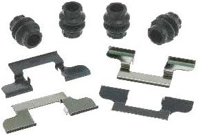 Carlson Quality Brake Parts H5775Q Kit Hardware Max 48% OFF Popular overseas Disc