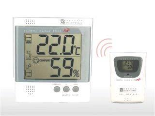 Huger Kabelloses Therm-/Hygrometer EMR 899 HG H
