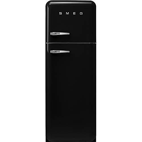 Smeg FAB30RBL3 nevera y congelador Independiente Negro 294 L A+++ - Frigorífico (294 L, SN-T, 31 dB, 4 kg/24h, A+++, Negro)