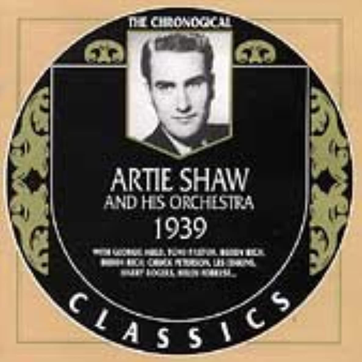 Artie Shaw and his Orchestra, 1939