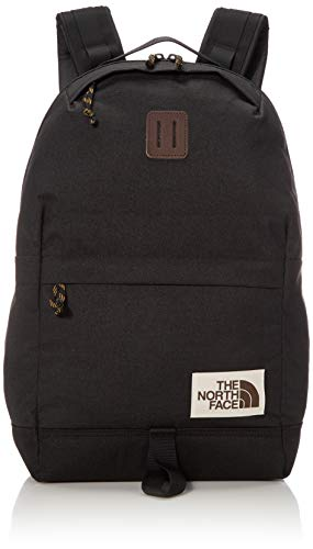 The North Face Daypack, TNF Black Heather, OS