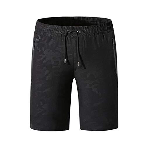Beonzale Herren Sommer Shorts Badehose Beach Surfing Laufen Schwimmen Watershort Casual Pant Stretch Sportshorts Sweatpants