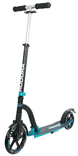 Hudora 14243 - Monopattino Big Wheel Bold Cushion, colore: Blu