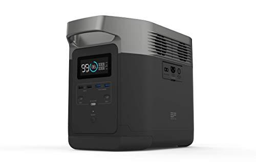 ECOFLOW 1ECO1300IN Planta generadores de energía portátiles Central eléctrica de DELTA-EF-G-DELTA1300