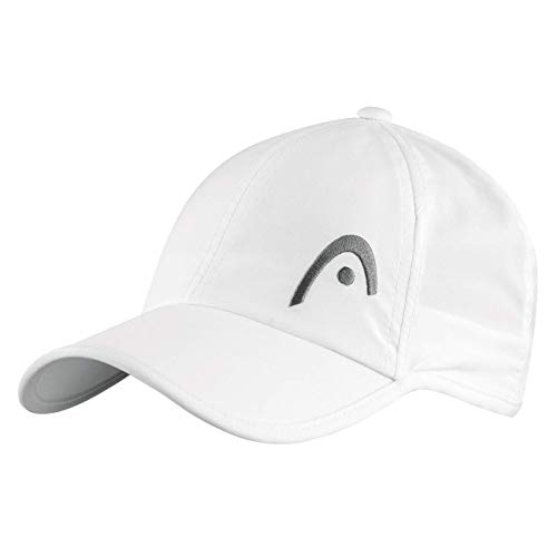 HEAD Pro Player Casquette - Mixte Adulte - blanc -...