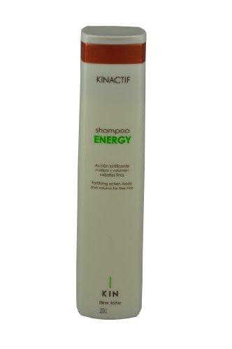 Kin fortificante Champú Kinactif Champú 250ml Energía para cabello fino