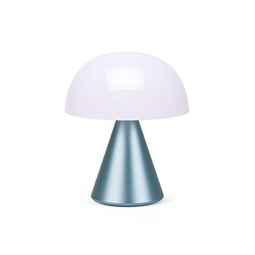 Lexon Mina M Lámpara LED portátil - Azul Claro